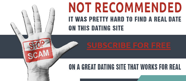 Fake online dating site