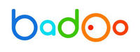 Logo of Badoo