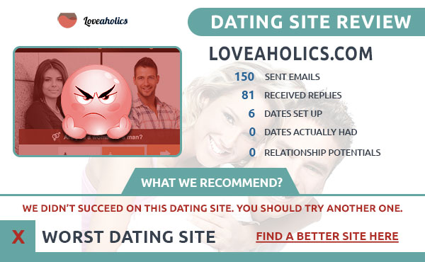 Loveaholic dating