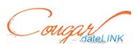 Logo of CougarDateLink